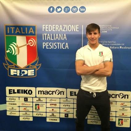 Pesistica - L'Italia conquista sei medaglie europee: Oro per Scarantino