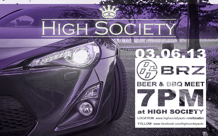 High Society 86 BRZ Meet Custom Pinoy Rides Pic2
