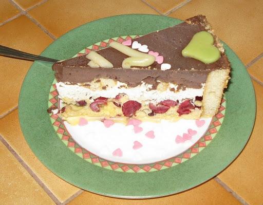 Gâteau glacé, Bonne fête Maman