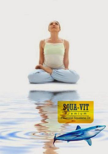 Fungsi Squalene untuk Keseimbangan tubuh