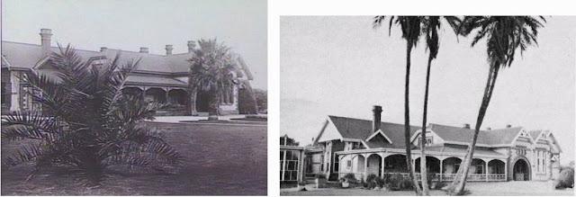 Kapara, c1910, and 1989