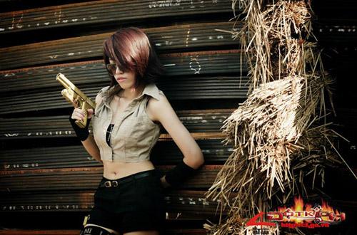 Game thủ Việt tung ảnh cosplay về Đột Kích 13