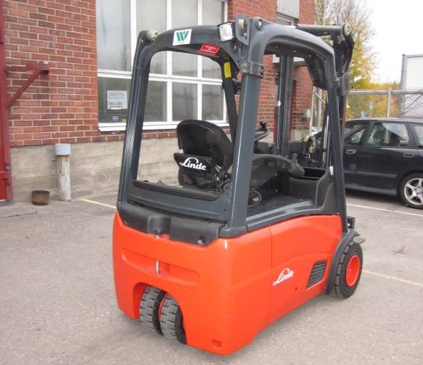 Linde Battery Forklift E12-20