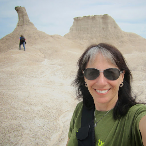 Badlands National Park. From 100 Places in the USA Every Woman Should Go