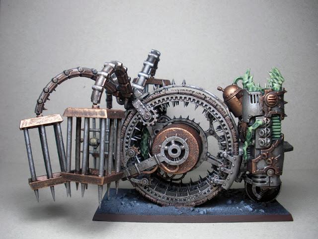 chaos - Black Dwarfs Engine of chaos SANY0750