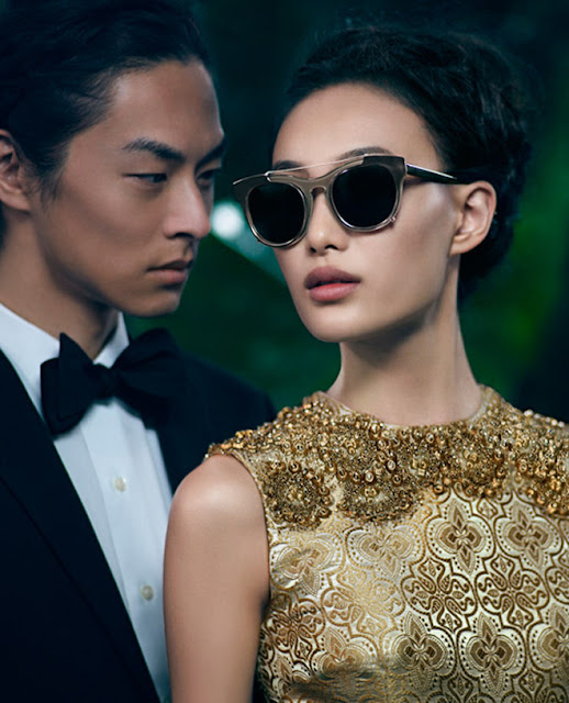 Vera Wang Sunglasses 2014 Salon Collection
