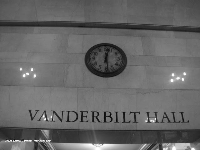 Grand Central Terminal en blanco y negro, Manhattan, New York, Elisa N, Blog de Viajes, Lifestyle, Travel