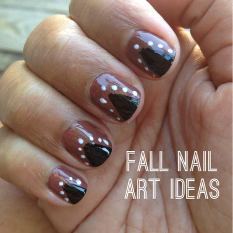 5 Super Easy Fall Nail Art Ideas Beauty Is Within
