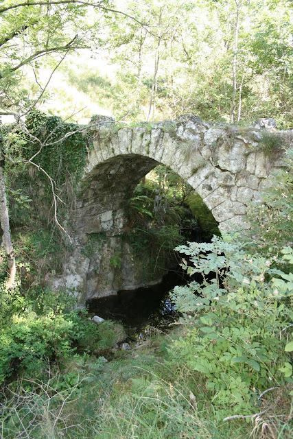 Pont en pierres