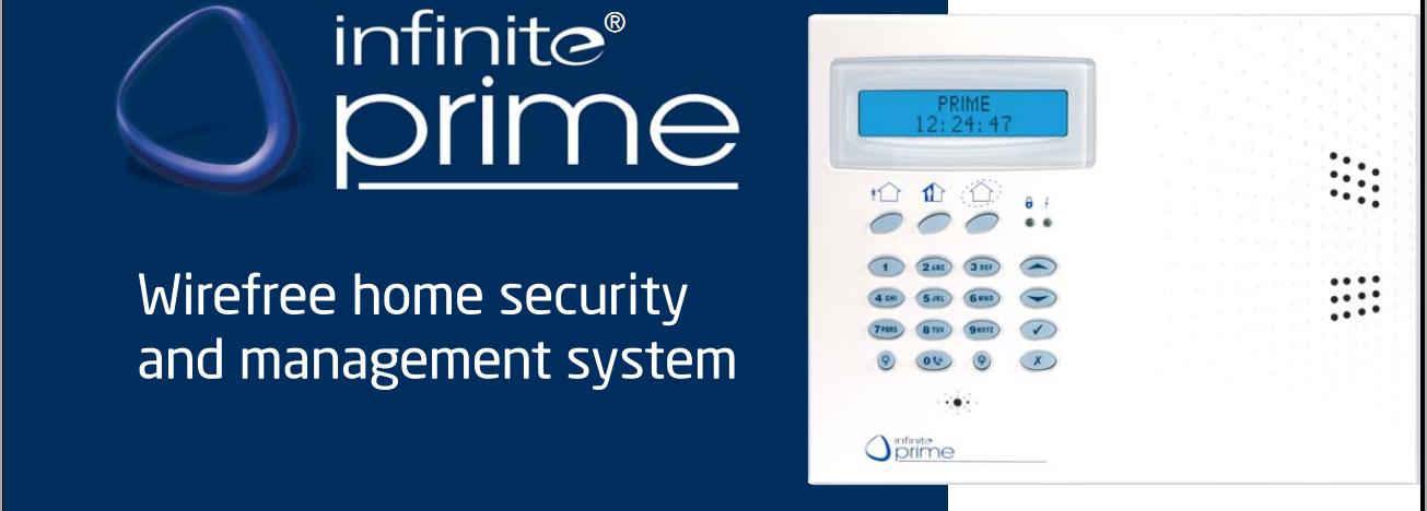 Infinite prime siren installation manual