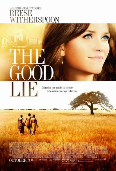 Poster Of English Movie The Good Lie (2014) Free Download Full New Hollywood Movie Watch Online At Alldownloads4u.Com