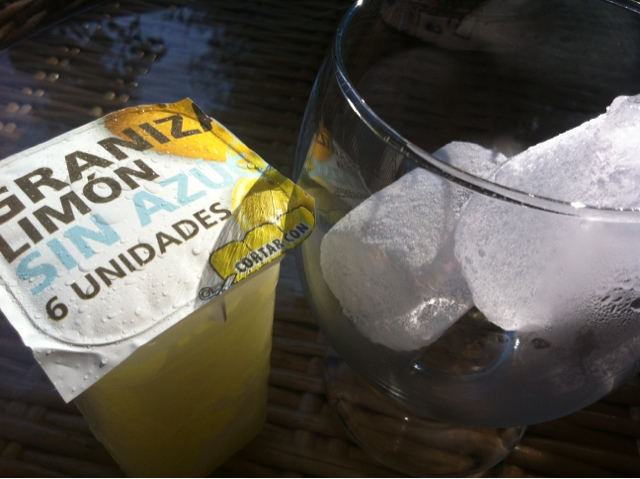 Granizado Limon Sin Azucar Hacendado Los Helados Más Sanos Que Puedes Comprar Linear Unit Mercadona