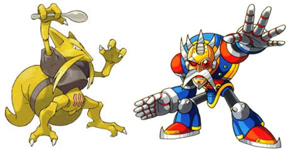 """Sự giống nhau """"kỳ lạ"""" giữa Pokémon và Mega Man X 5"""