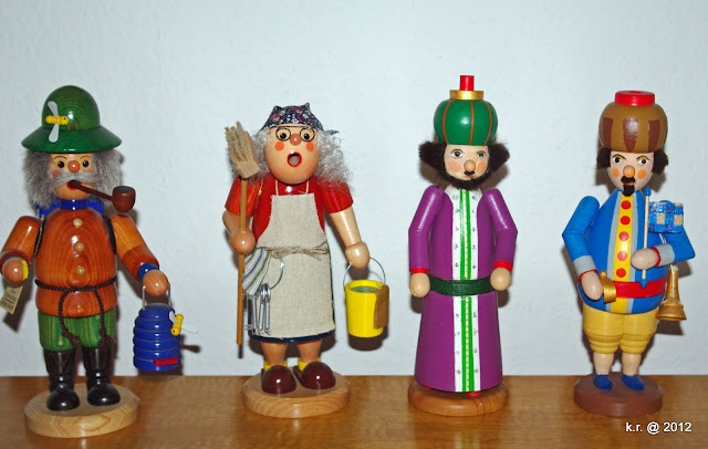 Imker, Putzfrau und Korsaren