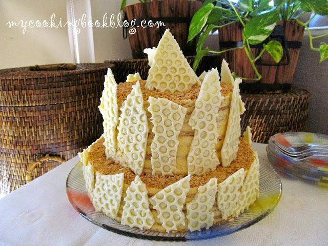 Медена торта Медовик