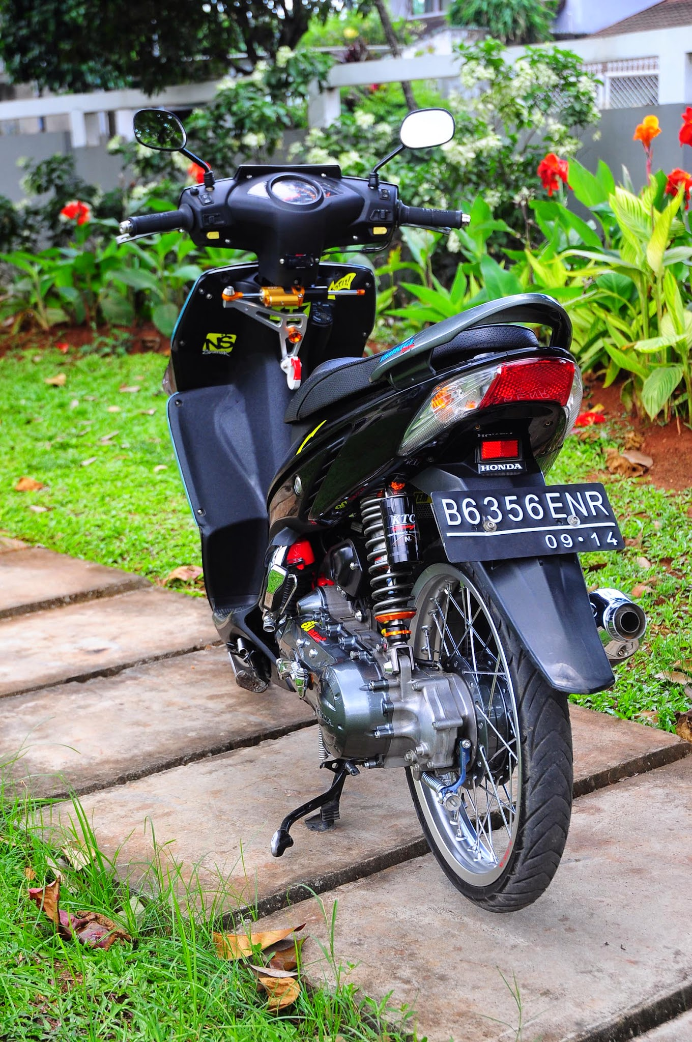 82 Modifikasi Scoopy Thailook Kumpulan Modifikasi Motor Scoopy Terbaru