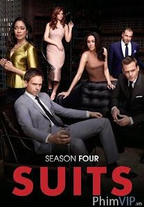 Luật Sư - Phần 4 - Suits Season 4 poster
