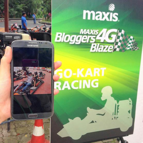 Go Kart Racing Sunway lagoon