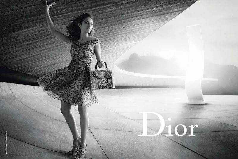 Lady Dior, campaña verano 2012