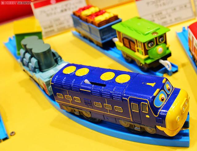 Hình ảnh Tàu hỏa Brewster và Zephie Freight Cars Set thật đẹp mắt