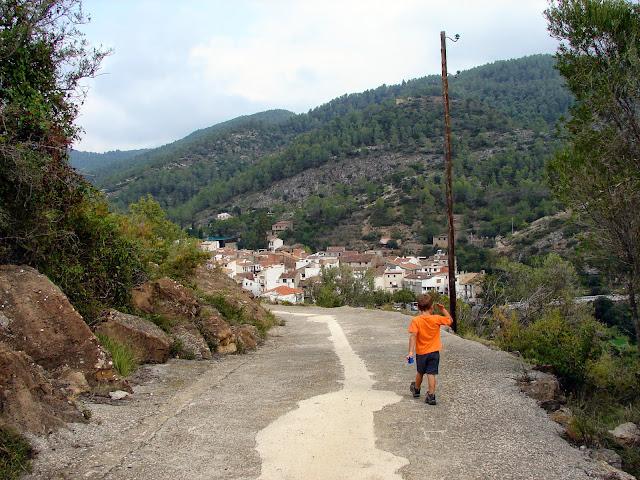 Senderismo - Alcudia de Veo - Cueva del Toro