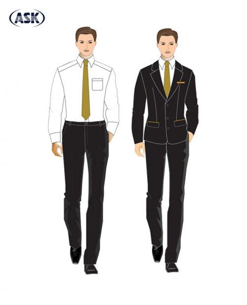 Trang phục Quản lý - Tiếp tân #5
