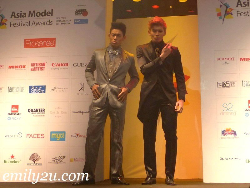 Asia Model Festival Awards New face Model Search Malaysia 2011
