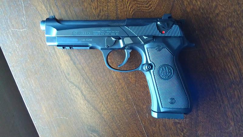 Beretta 92 FS Compact (and general Beretta love lately