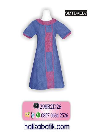 grosir batik pekalongan, Busana Batik, Dress Batik, Gambar Baju Batik