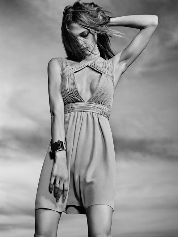 *Saint Laurent 2014度假系列:Sasha Pivovarova冷豔詮釋! 11