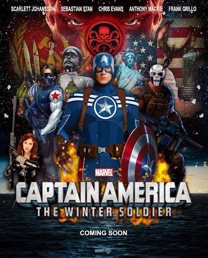 Chiến Binh Mùa Đông - Captain America: The Winter Soldier