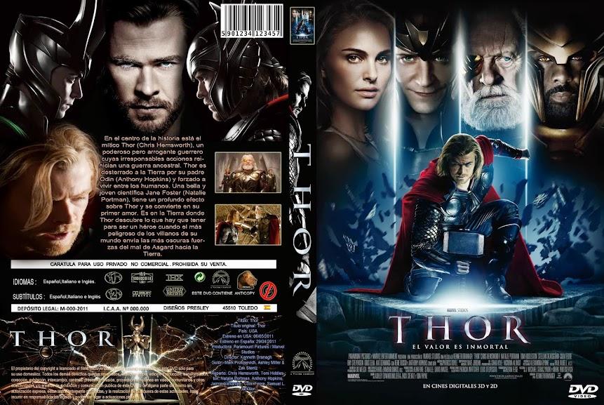 Baixar Filme thor dvd Thor (2012) DVDRip AVi Dublado