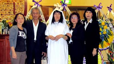 Tang lễ thân phụ Diệu Hoa k3