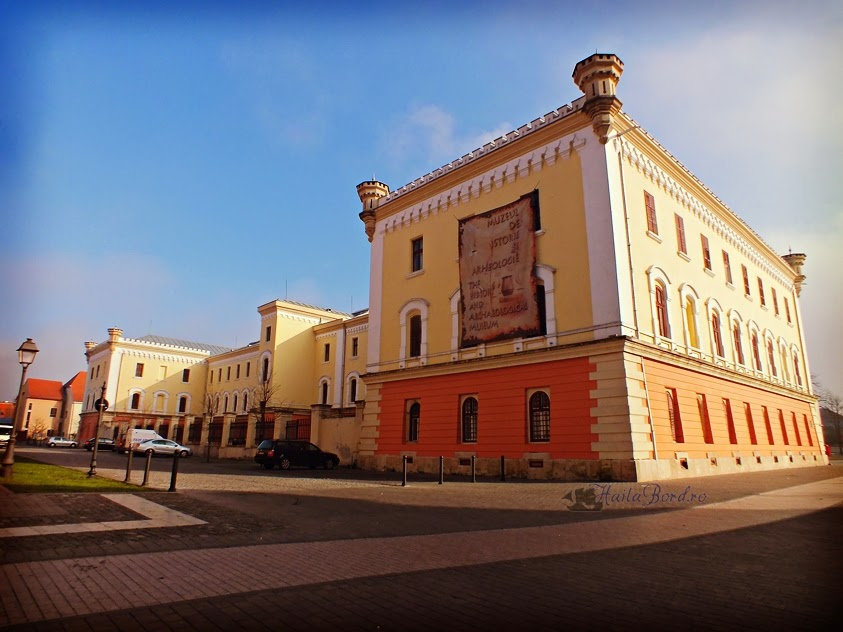 muzeul de istorie cetatea alba iulia