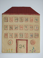 calendario de Adviento/Advent calendar
