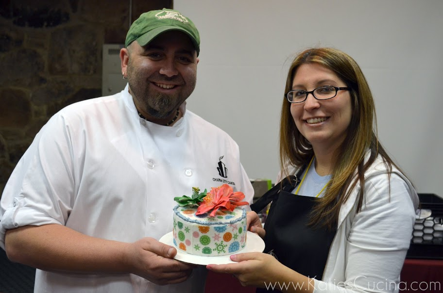 Katie's Cucina with Duff Goldman from Ace of Cakes