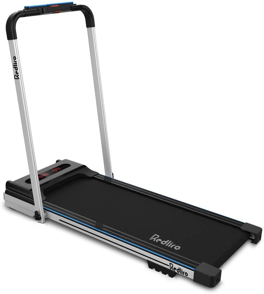 REDLIRO compact treadmill for walking