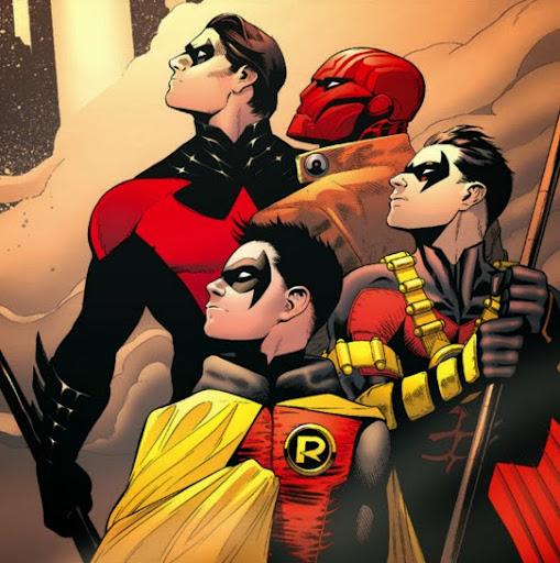 "Richard ""Nightwing"" Grayson"