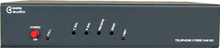 Eela Audio actualiza su híbrido telefónico EA815