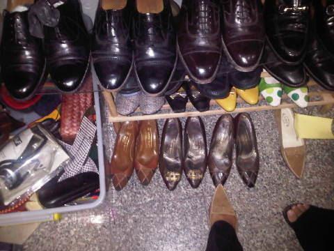 Vintage shoes Sahabat PPUKM Cheras