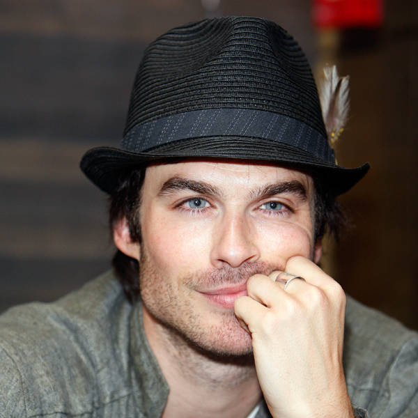 Ian Somerhalder: Lost and The Vampire Diaries actor Ian Somerhalder had a brief relationship with co-star Nina Dobrev, which ended in May 2013.