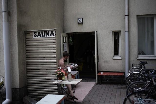 Sauna Arla