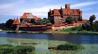 Castillo de Marlbork - Todo Polonia