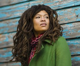 Valerie June afro american music artist gospel soul folk blues