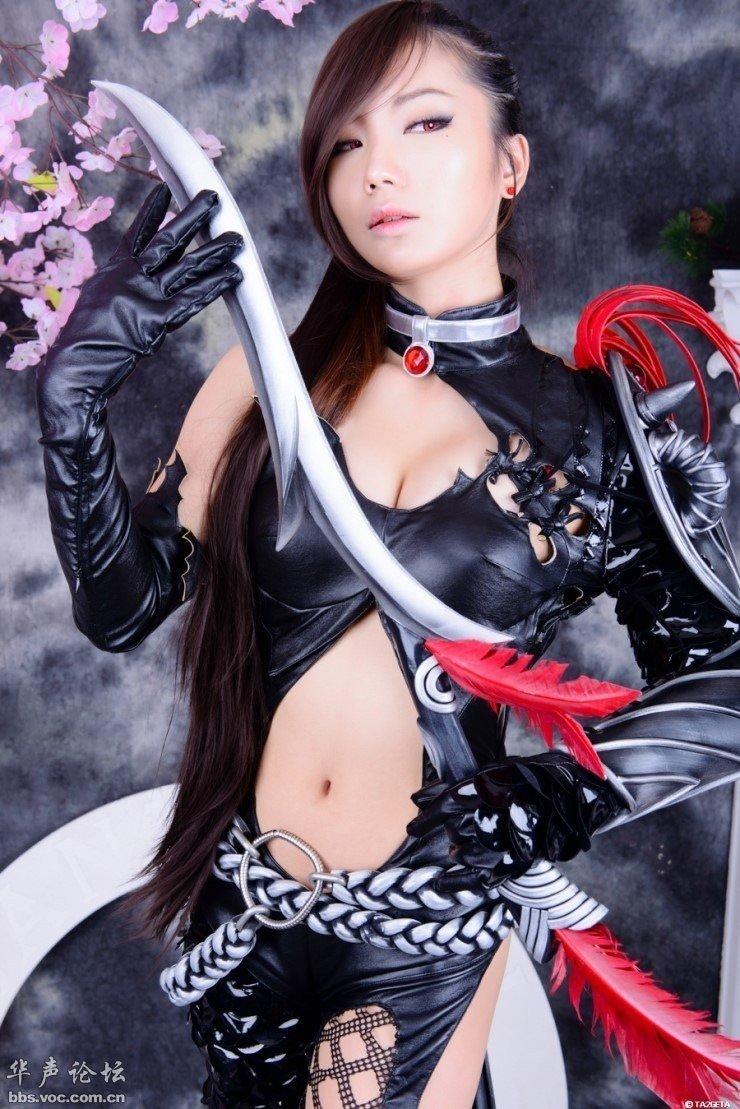 Thêm một bộ ảnh cosplay về NPC trong Blade & Soul