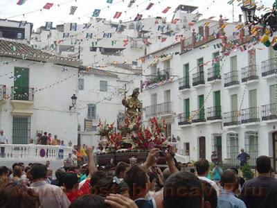 El Día de Los Polvos, Tolox, Malaga, Andalucia, праздники Испании, Малага, Толокс, Андалусия, Испания, fiesta, CostablancaVIP