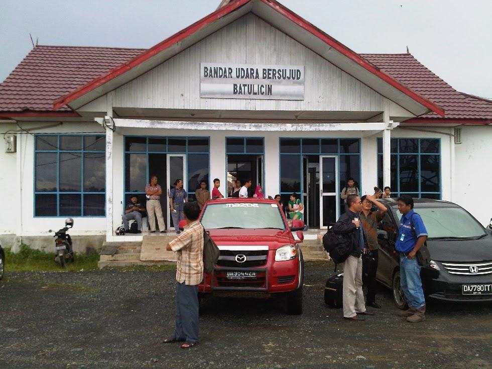 Batulicin Indonesia  city images : Bandara Bersujud, Batulicin Indonesia