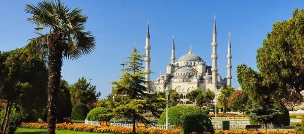Férias em Istambul