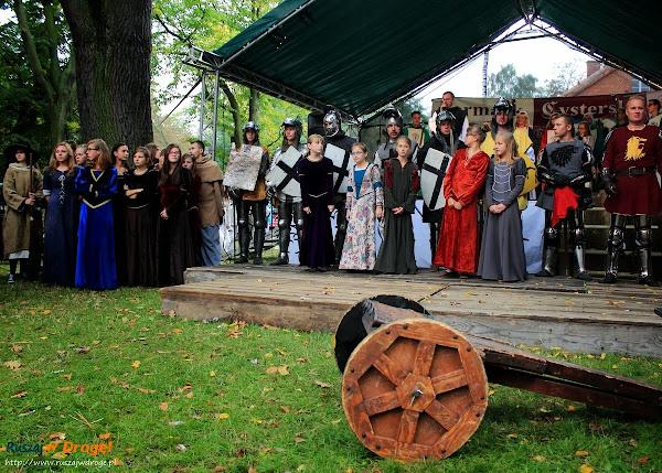 Program artystyczny Jarmarku Cysterskiego w Pelplinie