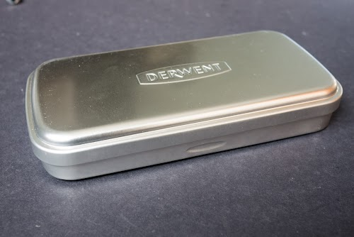 Derwent Pencil Tin Case